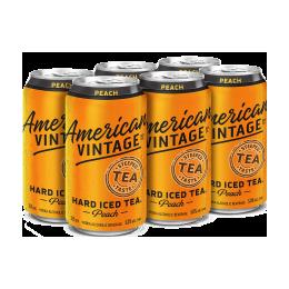 American Vintage Iced Tea Barely Sweet Calories Vintage Render
