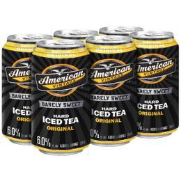 American Vintage Iced Tea Barely Sweet Original Langley Liquor Warehouse